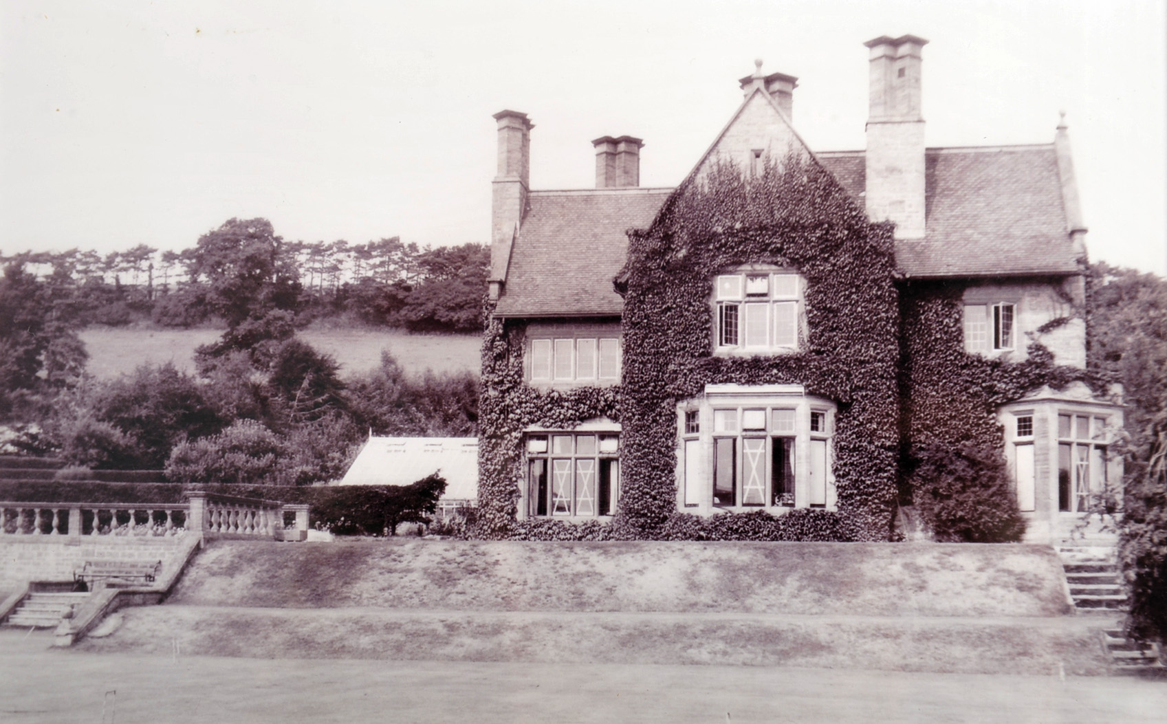 The Gables during the 2nd world war
